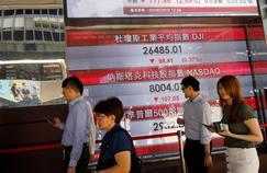 Hongkong: la ville redoute un «tsunami économique»