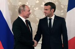 «Ce que Macron doit obtenir de Poutine»