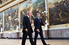 Le pari franco-russe d'Emmanuel Macron