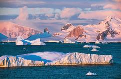 L'exceptionnelle navigation en péninsule Antarctique d'Isabelle Autissier