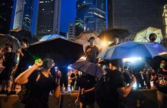 Hongkong: les images de la nouvelle manifestation de masse