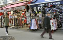 Notre-Dame: sur l'île de la Cité, les commerces toujours en difficulté