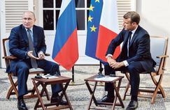 Ce qu'il faut retenir de la rencontre entre Poutine et Macron