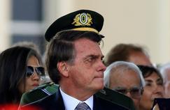 Bolsonaro envoie l'armée pour lutter contre les feux en Amazonie