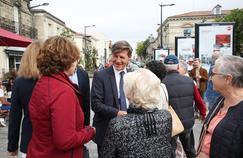 Municipales: à Bordeaux, Nicolas Florian tente de calmer le jeu