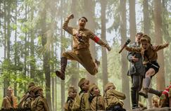 Célébrés à Toronto, Jojo Rabbit et son Hitler imaginaire se glissent dans la course aux Oscars