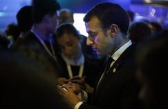 Macron se dote d'une application pour surveiller le travail de ses ministres