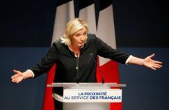 Immigration: Le Pen répond à Macron et propose un «référendum»