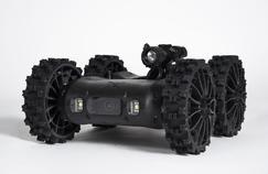 L'armée se dote de 56 microrobots de reconnaissance