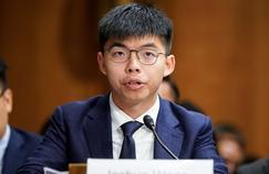 Hongkong: des militants pro-démocratie devant le Congrès américain