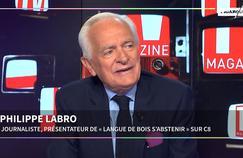 Philippe Labro: «Le public est volatile et infidèle»