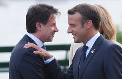 Paris et Rome veulent relancer ensemble le projet européen