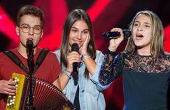 The Voice Kids : Pierre, Manon et Camille se confient avant les dernières auditions à l'aveugle