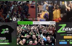 Les gamers de ZEvent récoltent plus de 3,5 millions d'euros pour l'Institut Pasteur