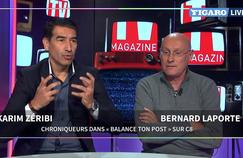 Karim Zéribi et Bernard Laporte: «Cyril Hanouna est le seul à réunir une telle diversité»