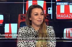 Élodie Villemus: «Aujourd'hui, on se marie mieux»