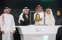 Le géant pétrolier Saudi Aramco s'envole pour ses débuts à la Bourse de Ryad