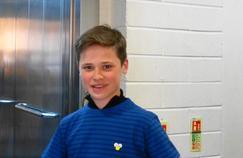 Outlander:Jack Burns meurt subitement à l'âge de 14 ans