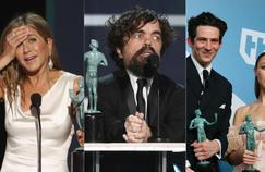 Game of Thrones, The Crown et Apple célébrés par les SAG Awards