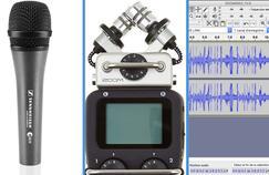 Quel est le meilleur matériel pour enregistrer un podcast?