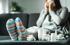 Grippe: l'épidémie frappe désormais toute la France métropolitaine