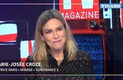Marie-Josée Croze: «Je n'aurais pas signé la tribune contre l'Académie des César»