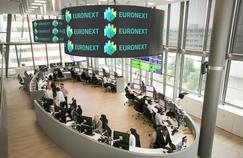 La Bourse de Paris retombe dans le rouge après trois séances de rebond