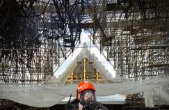 France 2 avec les sauveurs de Notre-Dame de Paris