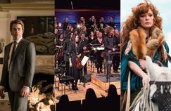 Les clefs de l'orchestre, I Am The Night, Britannia... Votre plateau télé du week-end