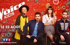«The Voice Kids»: la saison 7 lancée samedi 22 août sur TF1
