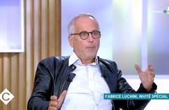 Invité de C à vous sur France 5, Fabrice Luchini émet le désir d'incarner Didier Raoult