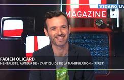 Fabien Olicard: «TF1 a repris la musique du film Les Dents de la mer dans le générique de son JT»