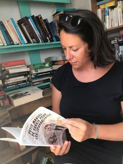 Journaliste télé, Alexandra Routhiau a notamment travaillé pour LCI, CNews et Canal +.