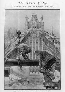 Le Tower Bridge
