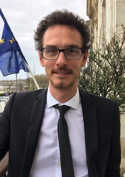Sébastien Thierry est le directeur-adjoint de l'Agence Erasmus+ France