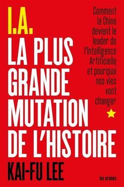 Kaï-Fu Lee, Éd. Les Arènes, 362p., 20€.