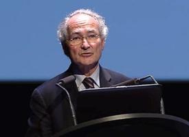 Professeur Francis Michot, membre de l'Académie nationale de médecine.