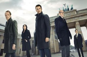La série Berlin Station débarque sur 13e Rue