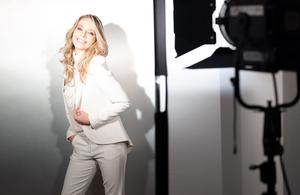 Tonya Kinzinger: «Pourquoi je reviens à la télévision avec Un si grand soleil»