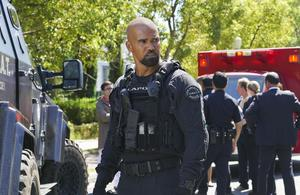 Shemar Moore, héros de SWAT : «Hollywood prend enfin en compte les diversités»