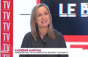 Catherine Marchal : «Plus je vieillis, plus je deviens folle !»