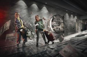 Braquage à la suédoise : des mamies voleuses font la loi sur Arte