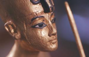 Toutânkhamon, le pharaon usurpateur sur Arte