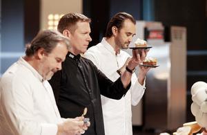 Les pâtissiers français contre le reste du monde