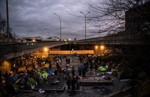 L'enfer aux portes de Paris