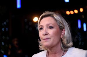 Municipales: Marine Le Pen prête à «discuter» alliance, mais à ses conditions