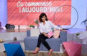 Faustine Bollaert (Ça commence aujourd'hui) en matinale sur France 2