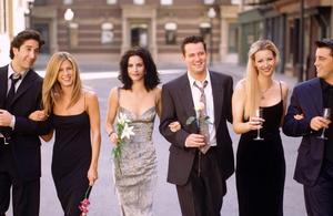 New York fête les 25 ans de Friends