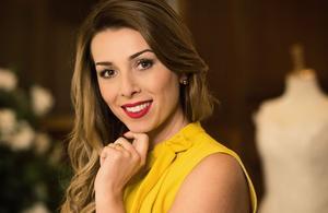 Élodie Villemus, l'experte en mariage de TF1