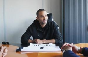 Tony Parker ouvre les portes de l'Asvel pour une série sur RMC Sport